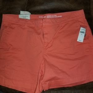Gap girlfriend 5 inch shorts